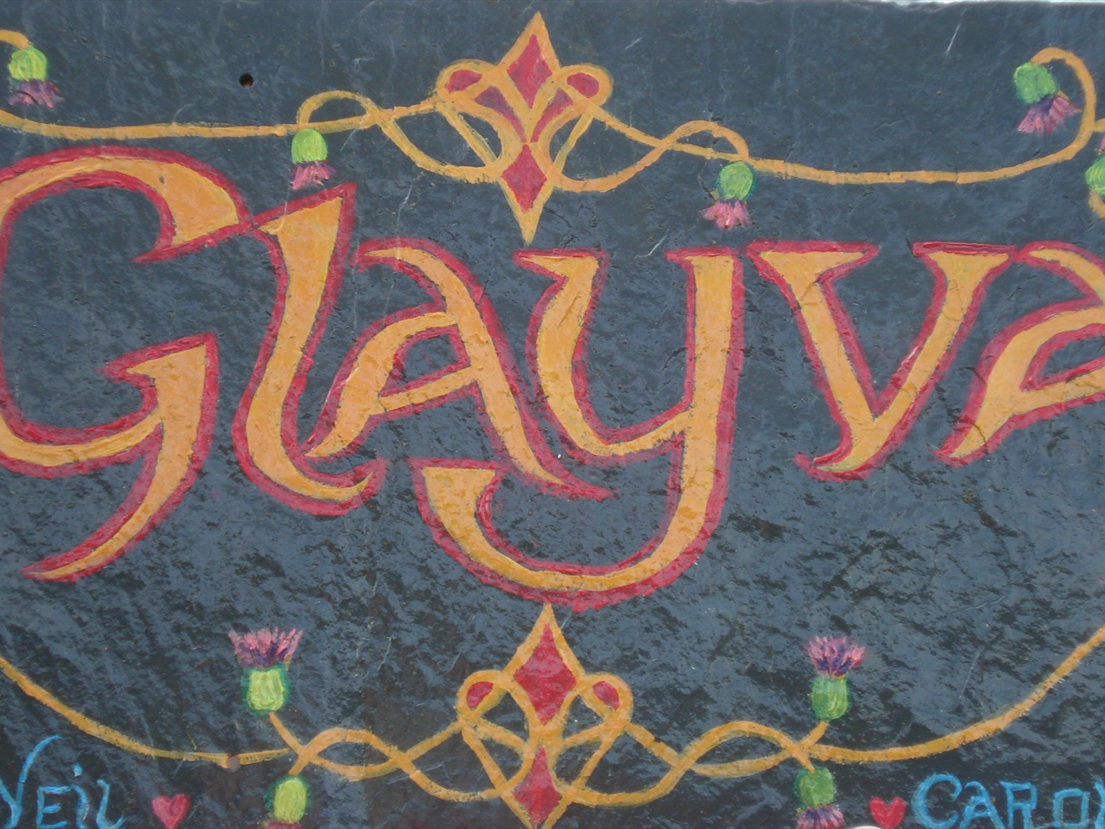 glayva sign